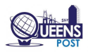 Queen's Post logo