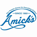 Amick's Superstore logo