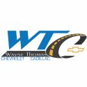 Wayne Thomas Chevrolet/Cadillac logo