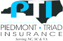 Piedmont Triad Insurance logo