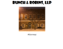 Bunch & Robins, LLP logo