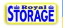Royal Storage logo