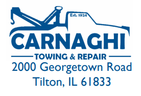 Carnaghi Towing & Repair logo
