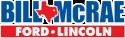 Bill McRae Ford logo