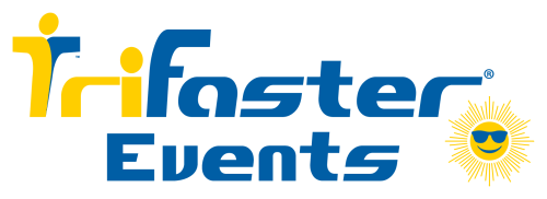 Tri Faster Events logo