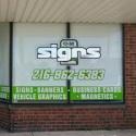 C&M Signs  logo