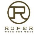 Roper Wear The West  logo