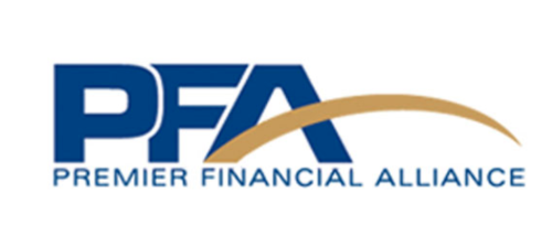 RANDY FERRER OF PREMIER FINANCIAL ALLIANCE logo