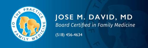JOSE M. DAVID, M.D. logo