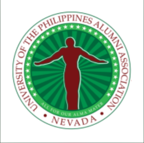 UNIVERSITY OF THE PHILIPPINES ALUMNI ASSOCIATION OF NEVADA logo