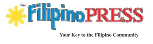 THE FILIPINO PRESS, INC. logo