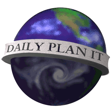 Daily Planet logo