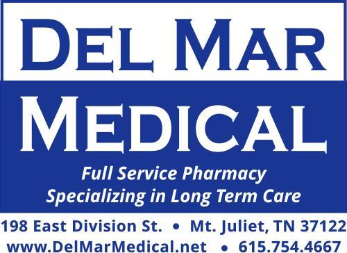 Delmar Pharmacy logo