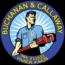 Buchannon Plumbing  logo