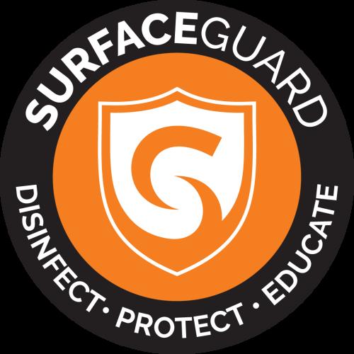 SurfaceGuard logo