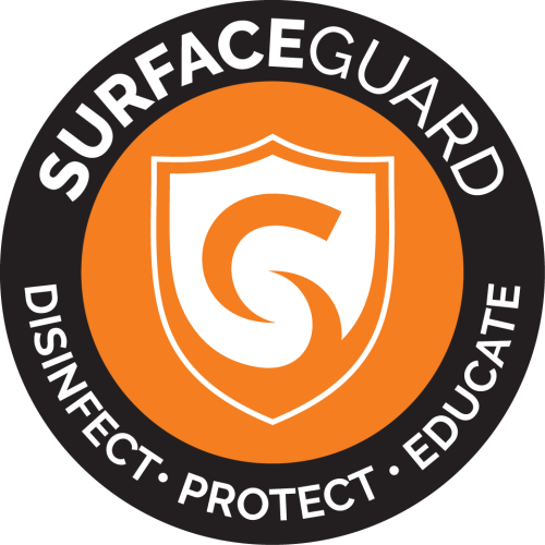 SurfaceGuard logo
