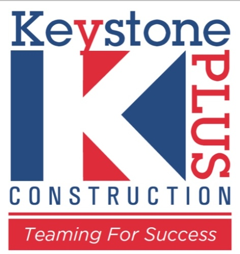 Keystone Plus Construction logo