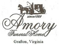 Amory Funereal Home logo