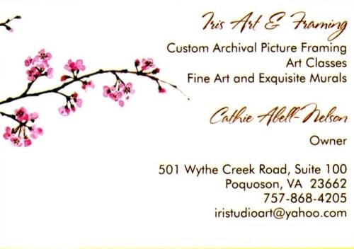Iris Art Studio logo