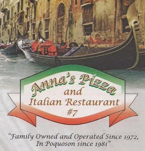 Anna's  Pizza & Italian Restaurant logo