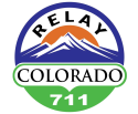 Relay Colorado logo