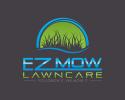EZ Mow Lawn Care logo