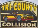 Tri-County Collision logo
