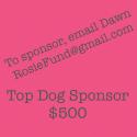 Be a Top Dog Sponsor logo