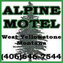 Alpine Motel logo