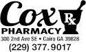 Cox Pharmacy logo