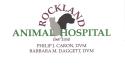Rockland Animal Hopsital logo
