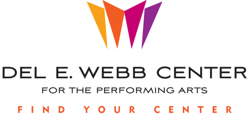 Del E. Webb Center for the Performing Arts logo