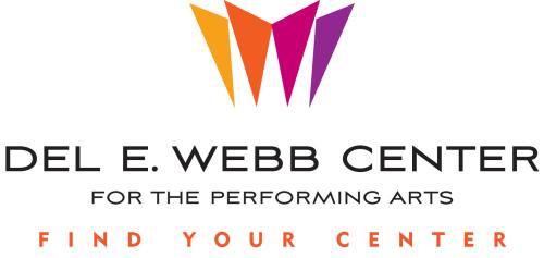 Del E. Webb Center for the Performing Arts logo