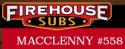 Firehouse Subs of Macclenny logo
