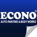 Econo Auto Painting & Body Works logo