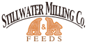 Stillwater Milling-Gold Buckle Sponsor logo