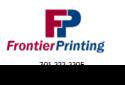 Frontier Printing logo
