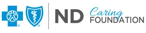 BCBSND Caring Foundation logo