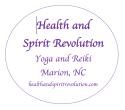 Health and Spirit Revolution logo