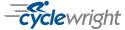 CycleWright logo