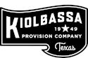 Kiolbassa Sausage Company logo