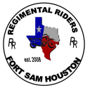 Regimental Riders logo