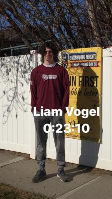 Liam Vogel Virtual Result Proof