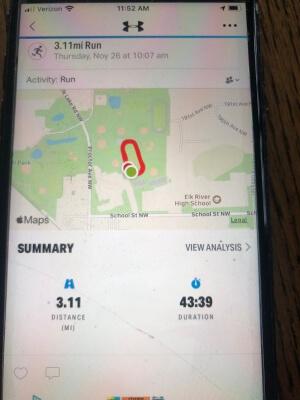 Lynn LeBoutillier Virtual Result Proof