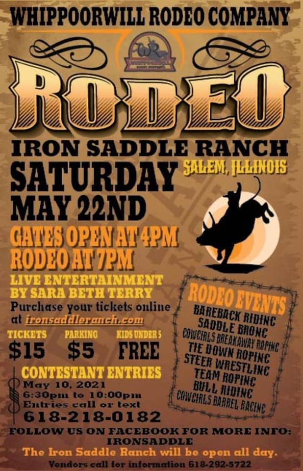May 22 Rodeo