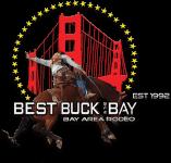 Best Buck In The Bay Rodeo registration logo