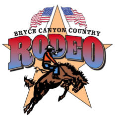 Bryce Canyon Country Rodeo August 4-7 registration logo
