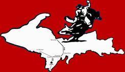 Carney Roundup Rodeo registration logo