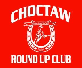 Choctaw Round Up Club Membership registration logo