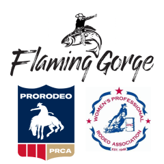 Daggett Heritage PRCA Rodeo registration logo